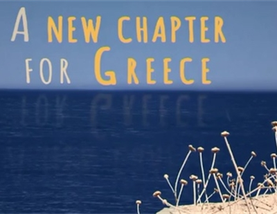 New video: a new chapter for Greece